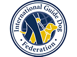 Logo de la Fédération Internationale du chien guide