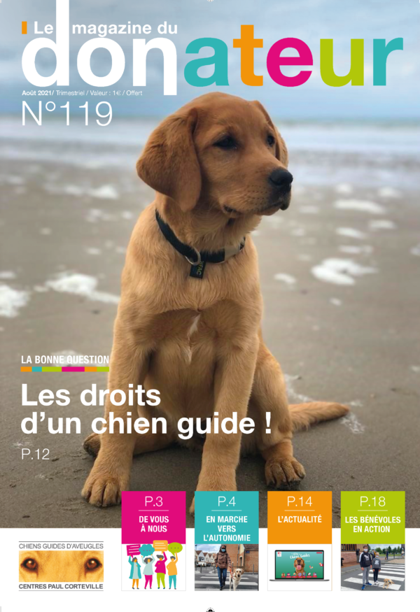 MAG 119 couverture